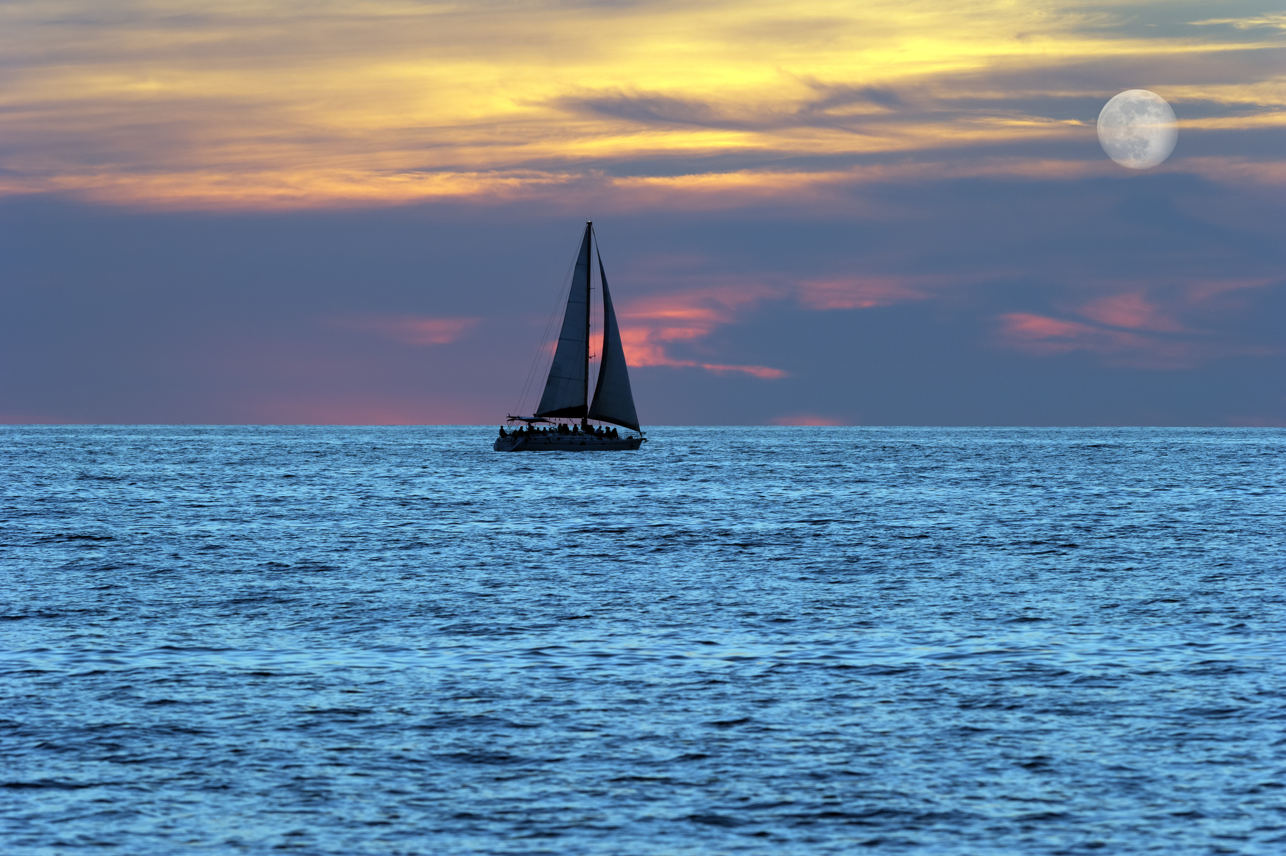 sailboat silhouette | tailwinds research group