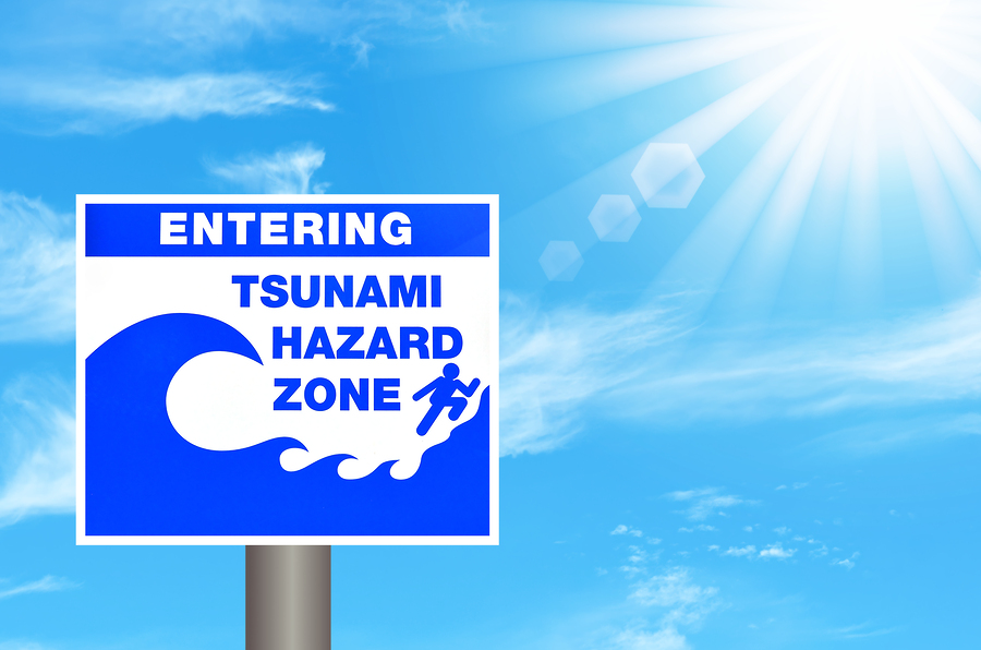 resntsunami warning tailwinds research